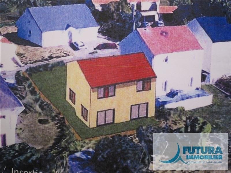 Vente terrain Ars sur moselle 79000€ - Photo 3