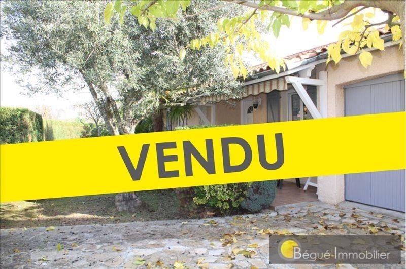 Sale house / villa Pibrac 321 500€ - Picture 1