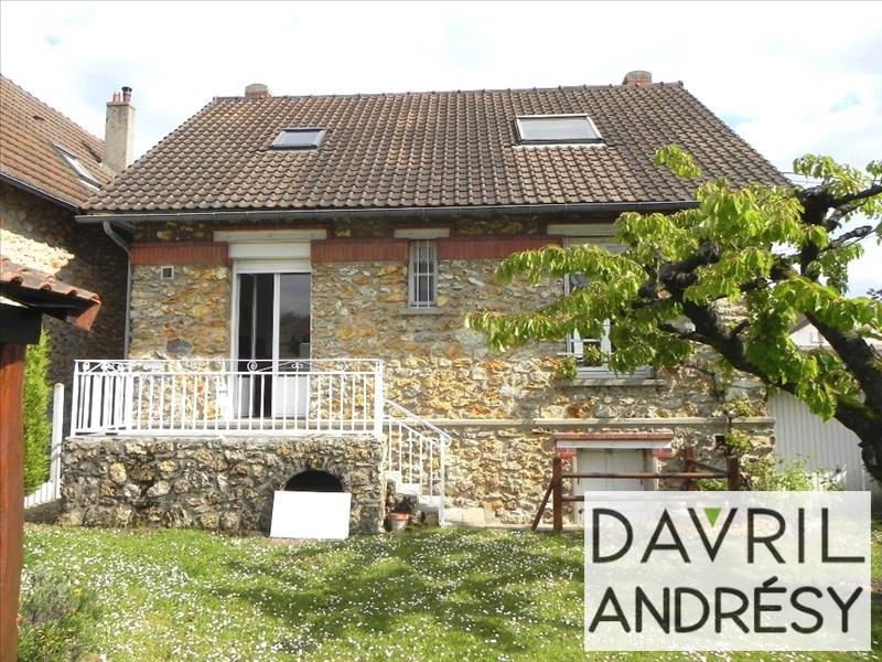 Revenda casa Andresy 399000€ - Fotografia 1