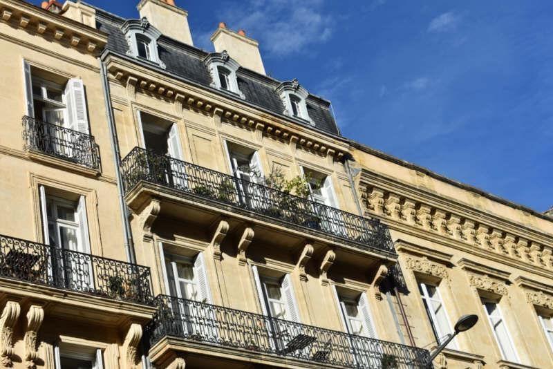 Sale apartment Bordeaux 395000€ - Picture 1