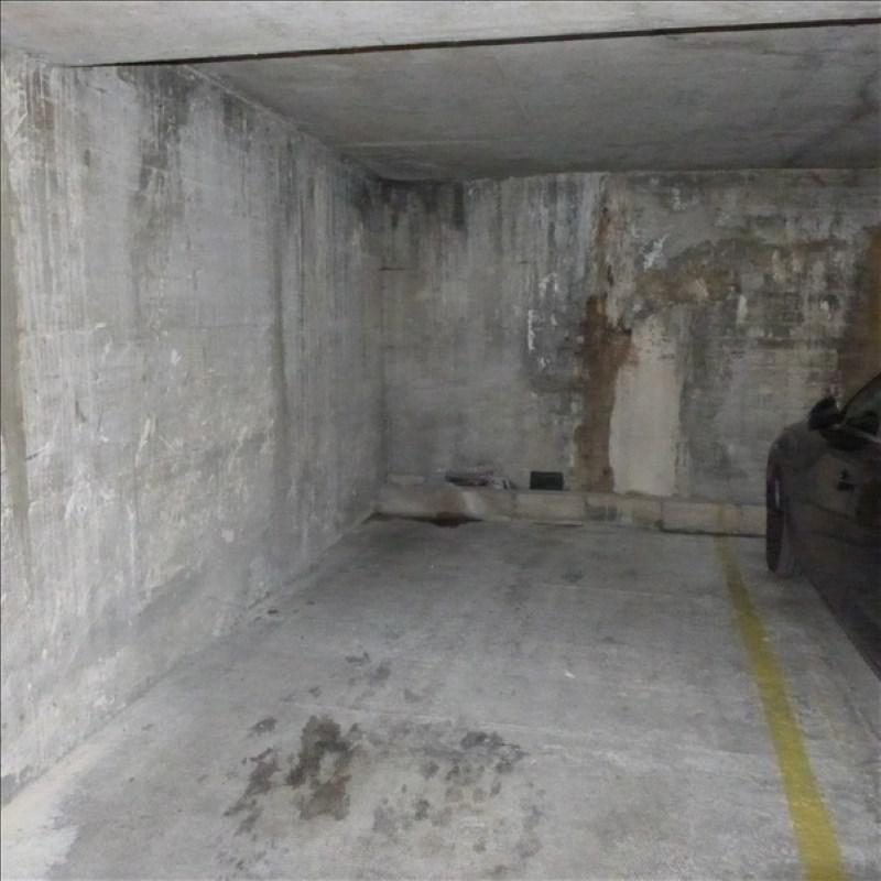 Location parking Paris 15ème 80€ CC - Photo 1