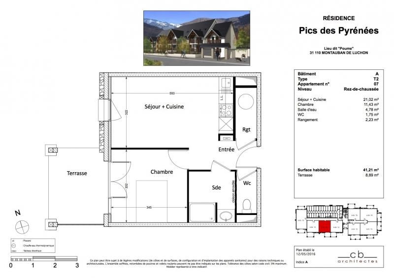 Vente appartement Bagneres de luchon 144 235€ - Photo 6