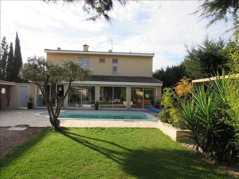 Sale house / villa Beziers 402000€ - Picture 1