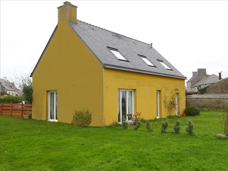Sale house / villa Plouguerneau 142000€ - Picture 1