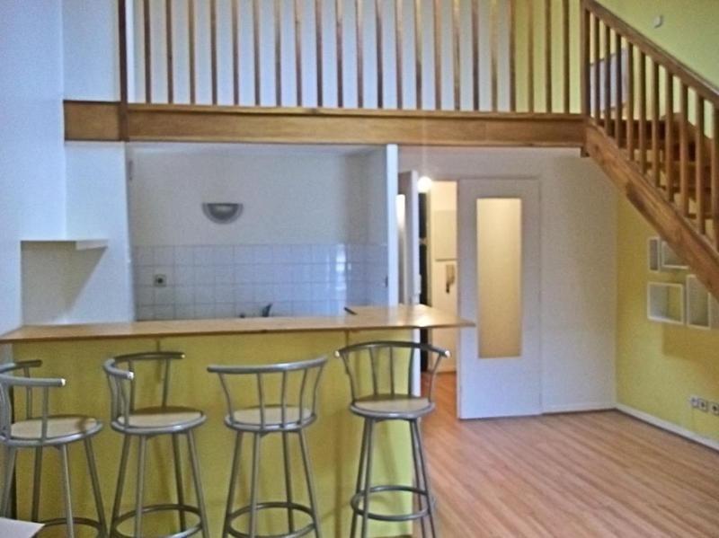 Rental apartment Toulouse 578€ CC - Picture 1