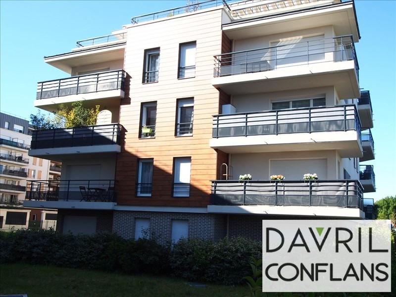Vente appartement Eragny 219500€ - Photo 1