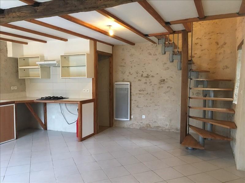 Vente maison / villa Iteuil 112000€ - Photo 2