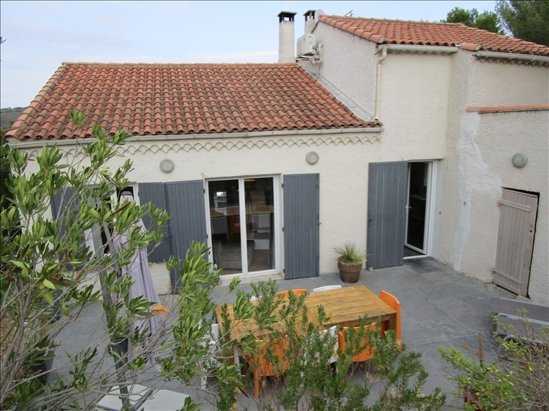 Vente maison / villa Ventabren 440000€ - Photo 4