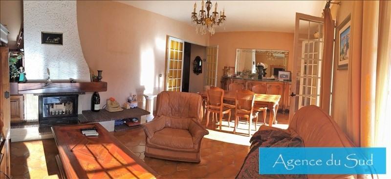 Vente maison / villa Carnoux en provence 425000€ - Photo 3