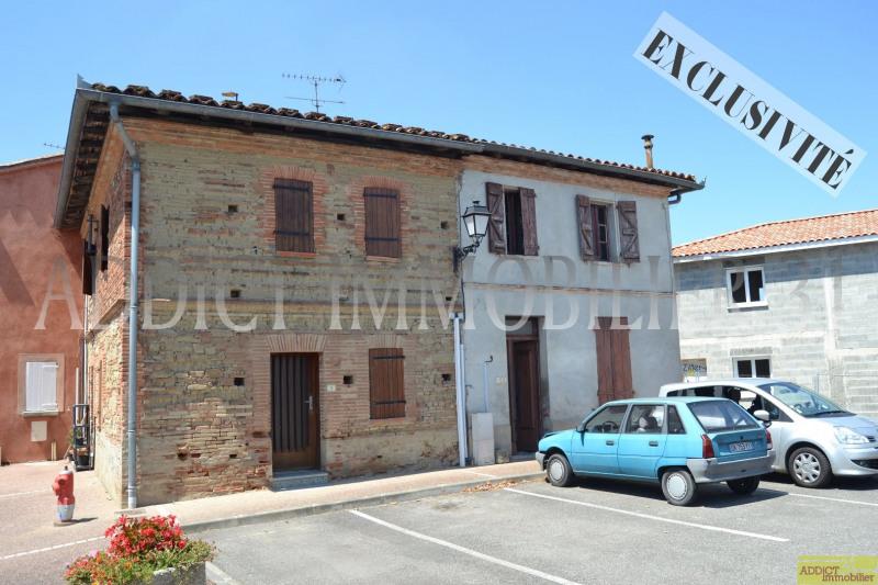 Vente maison / villa Secteur montberon 119000€ - Photo 1