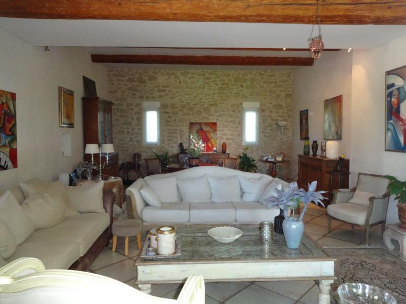 Vente de prestige maison / villa Althen des paluds 867000€ - Photo 5