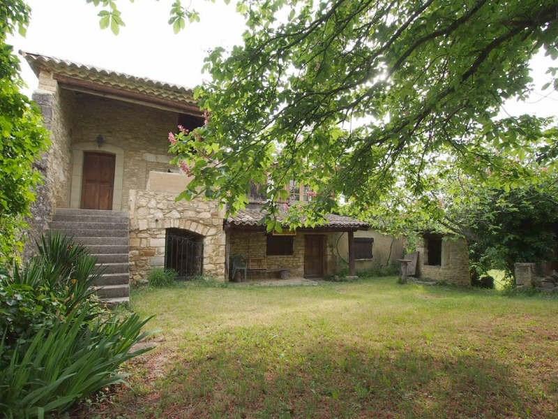 Sale house / villa Goudargues 450000€ - Picture 1