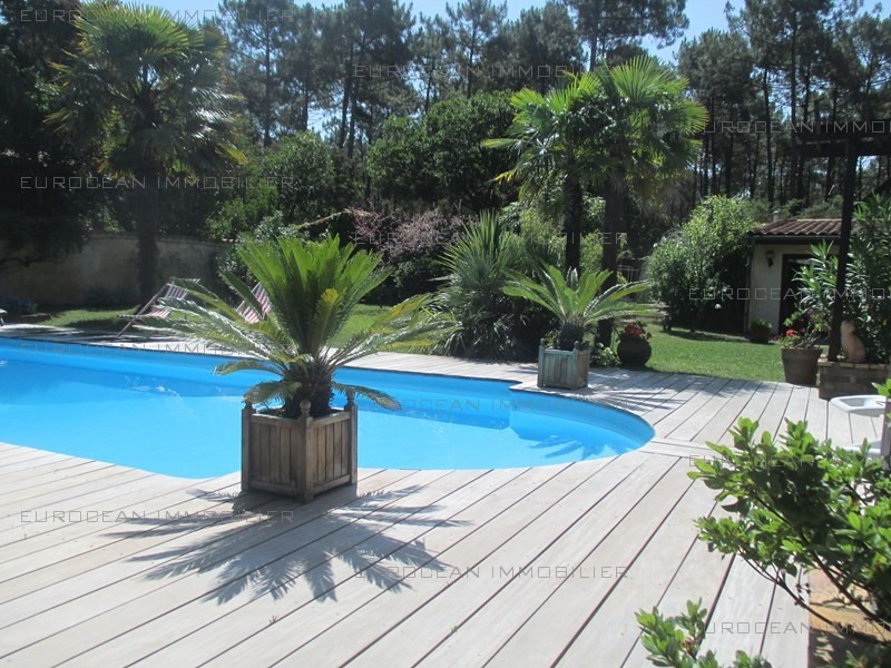 Vacation rental house / villa Lacanau-ocean 2 865€ - Picture 3