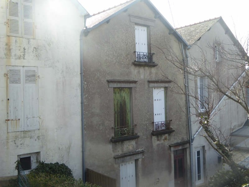 Vente maison / villa Douarnenez 89640€ - Photo 1