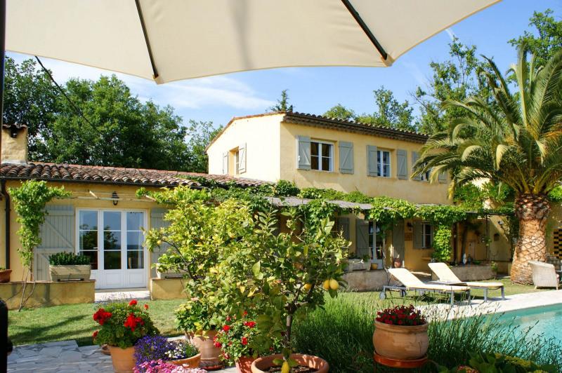 Revenda residencial de prestígio casa Fayence 995000€ - Fotografia 5