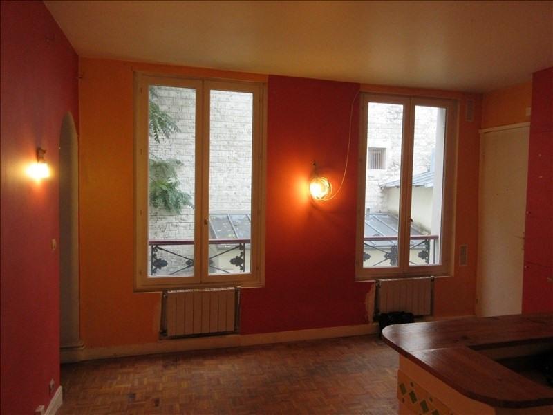 Vente appartement Paris 9ème 470000€ - Photo 2