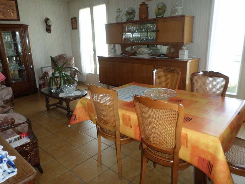 Vente maison / villa Lussac les chateaux 135000€ - Photo 5
