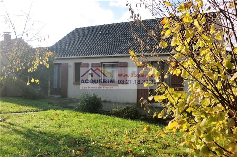 Vente maison / villa Libercourt 177500€ - Photo 3