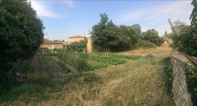 Vendita terreno Le puy-sainte-réparade 380000€ - Fotografia 1