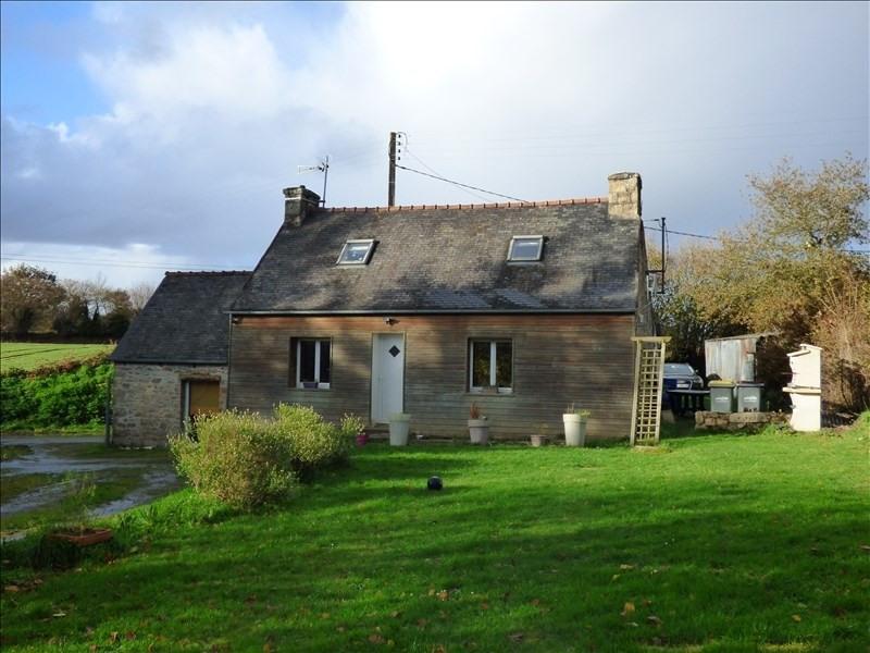 Sale house / villa Pluzunet 104500€ - Picture 1