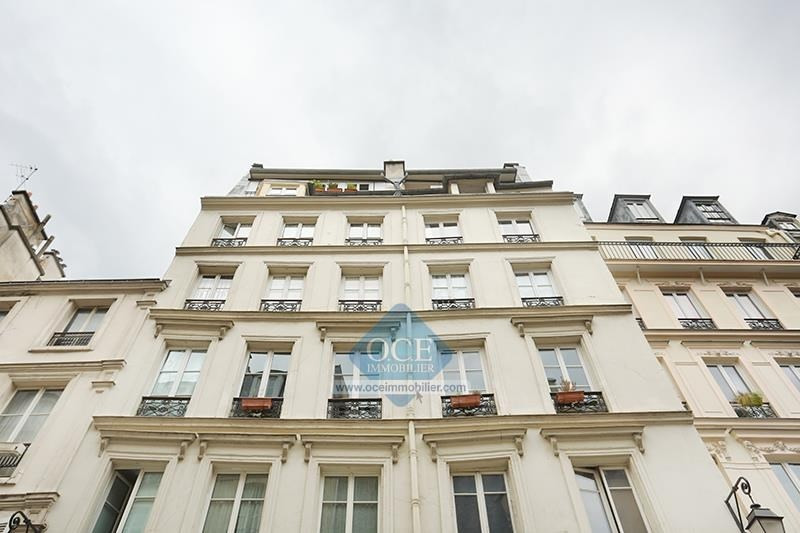 Sale apartment Paris 4ème 530000€ - Picture 3