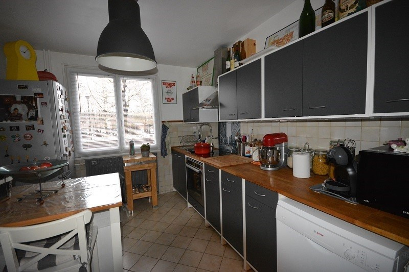 Verkauf wohnung Bourgoin jallieu 132000€ - Fotografie 3