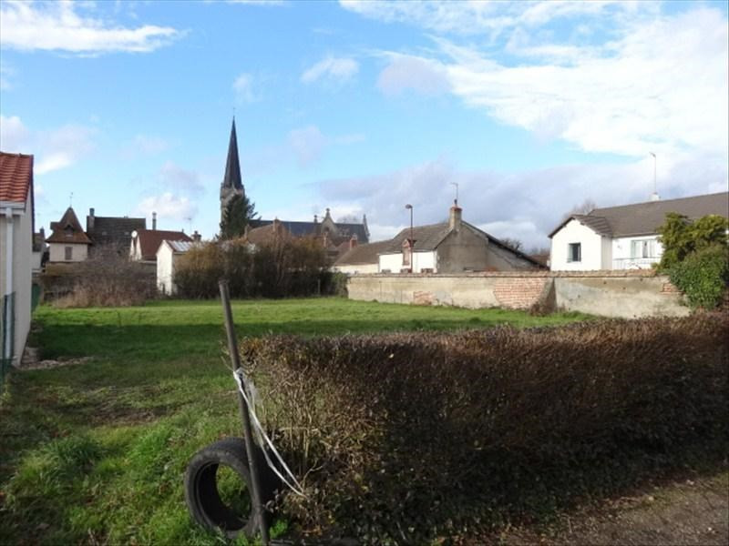 Vente terrain Villeneuve sur allier 23 500€ - Photo 1