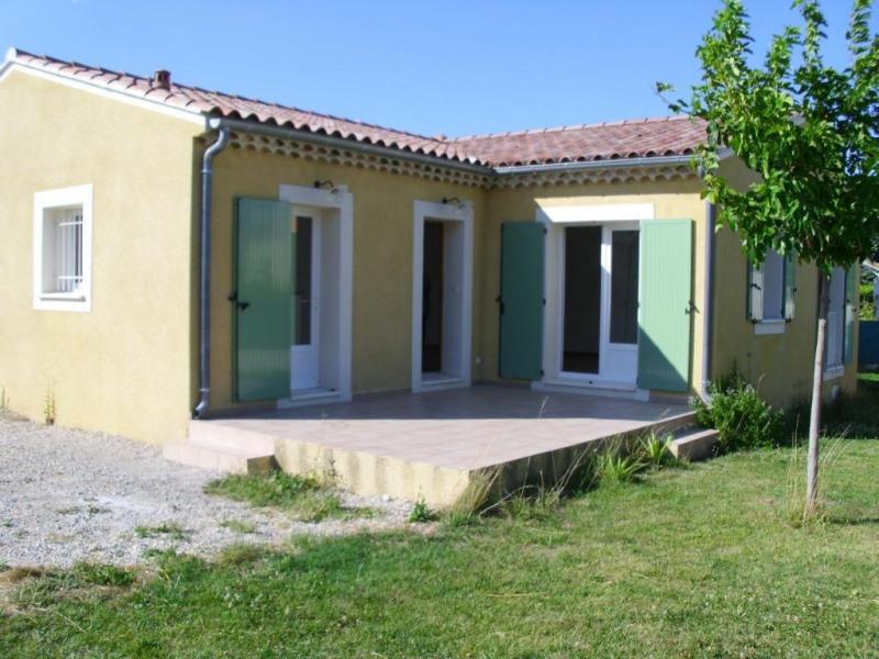 Location maison / villa Althen des paluds 967€ CC - Photo 1