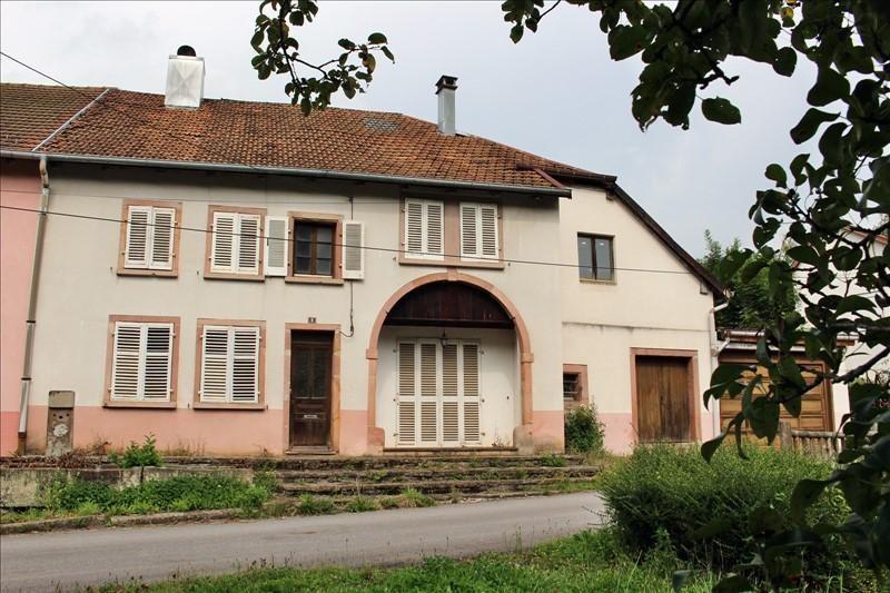 Vente maison / villa Moussey 65700€ - Photo 1