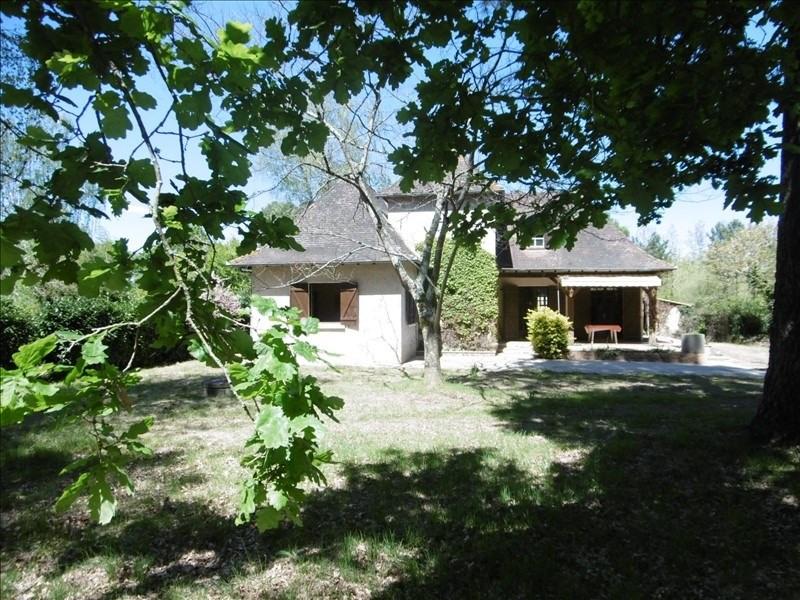 Sale house / villa St martial d artenset 210000€ - Picture 5