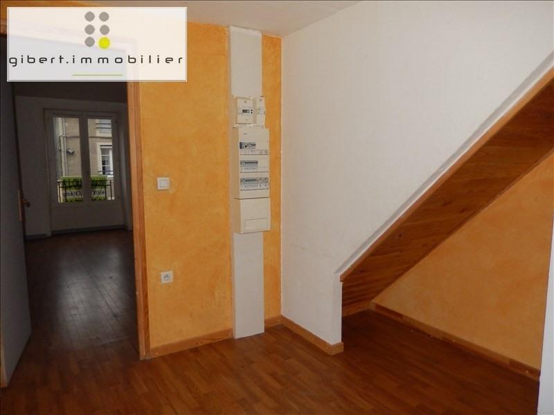 Rental apartment Brives charensac 251,79€ CC - Picture 3