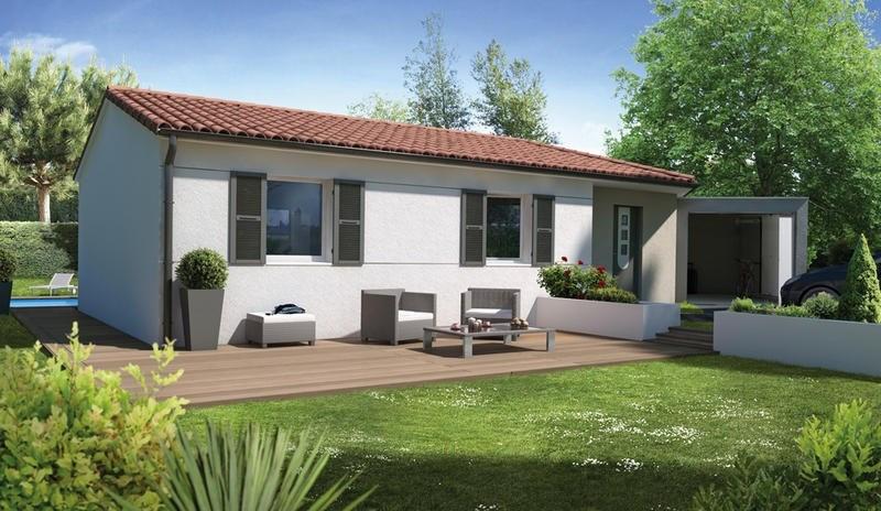 Maison  4 pièces + Terrain 552 m² Beauregard-Vendon par ELAN AUVERGNE