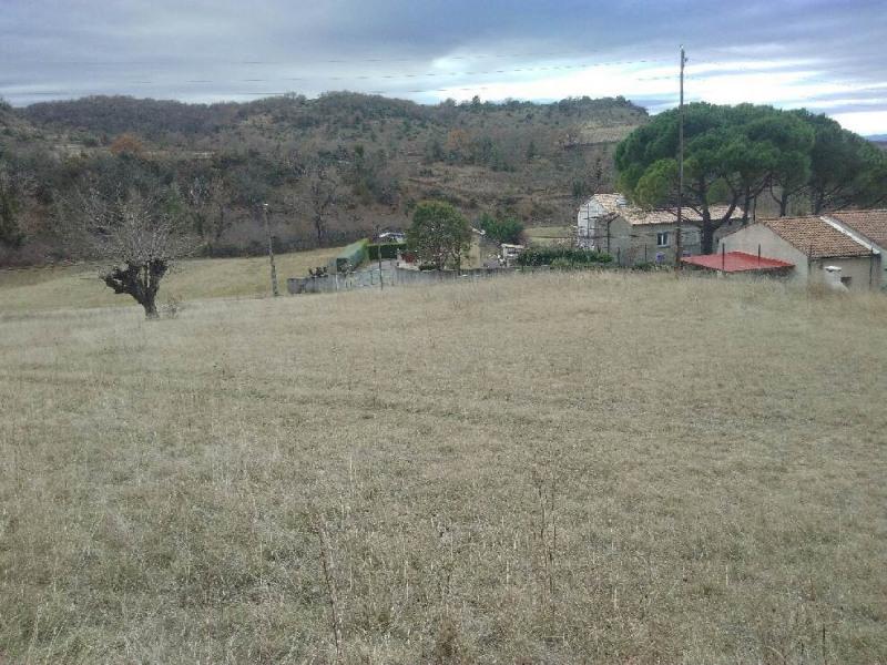 Vente terrain Rochecolombe 75000€ - Photo 1