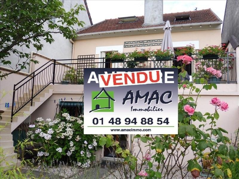 Vente maison / villa Villemomble 399000€ - Photo 1