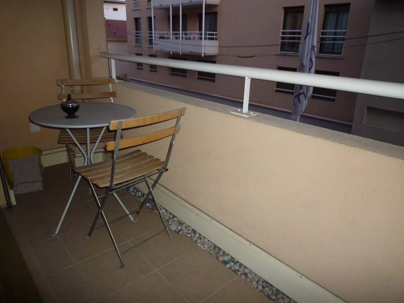 Rental apartment Antibes 770,12€+ch - Picture 2
