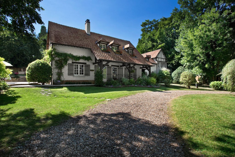 Vente de prestige maison / villa Enencourt leage 880000€ - Photo 1