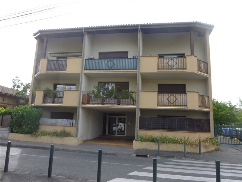 Sale apartment Toulouse 87 800€ - Picture 1