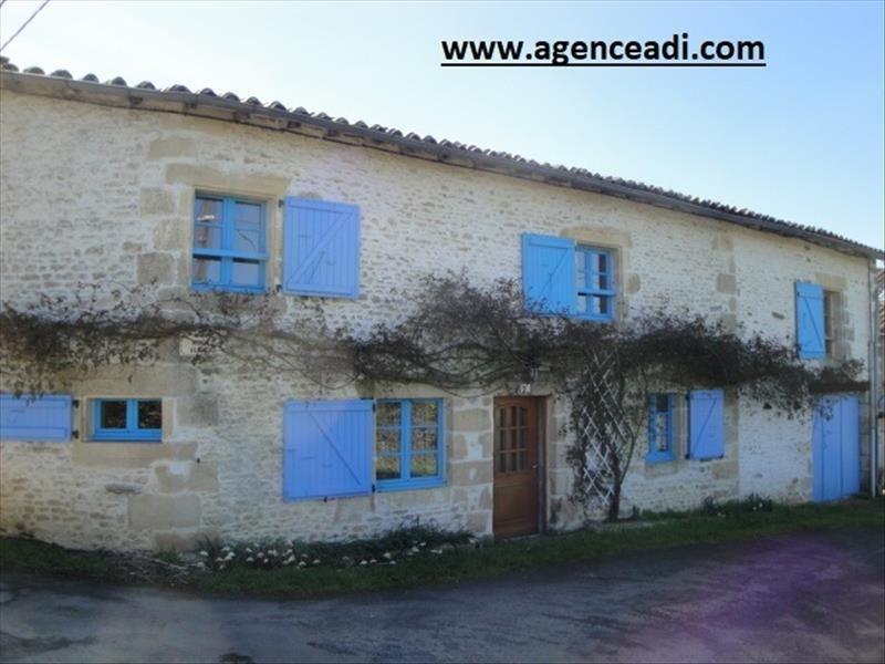 Vente maison / villa Cherveux 69800€ - Photo 1
