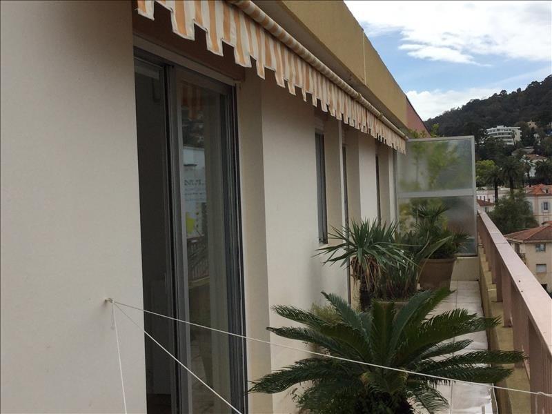 Vente appartement Le golfe juan 305000€ - Photo 6
