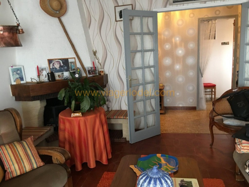 Life annuity apartment Marignane 114000€ - Picture 1