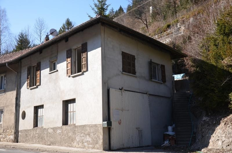 Sale house / villa Lalleyriat 120 000€ - Picture 1
