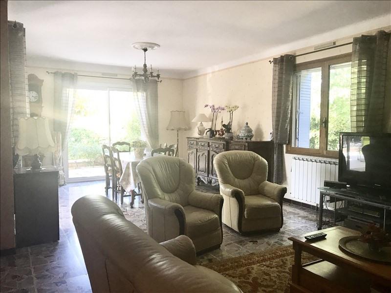 Sale house / villa Le puy ste reparade 440000€ - Picture 7