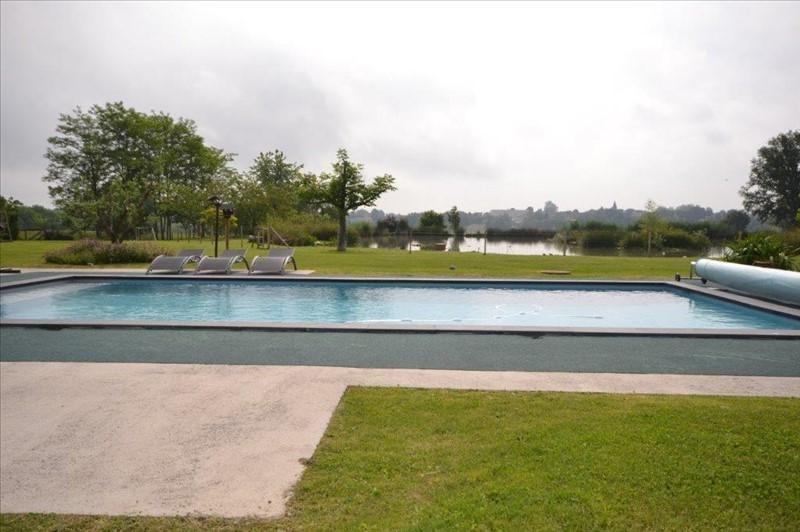 Immobile residenziali di prestigio casa Chatillon sur chalaronne 990000€ - Fotografia 2