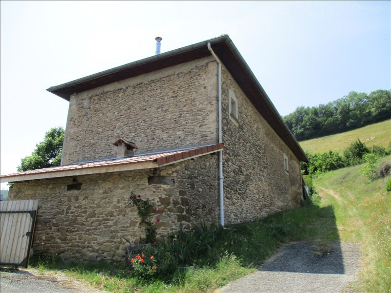 Vente maison / villa Varacieux 299000€ - Photo 2