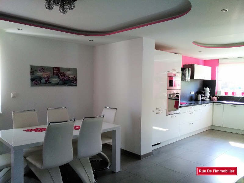 Sale house / villa Niederbronn les bains 285000€ - Picture 2