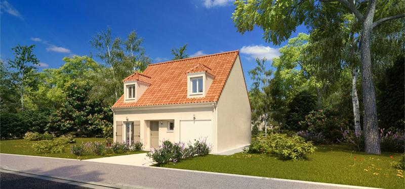 Maison  6 pièces + Terrain 272 m² Ozoir-la-Ferrière par MAISONS PIERRE