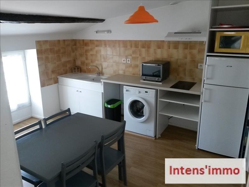 Location appartement Bourg de peage 420€ CC - Photo 2