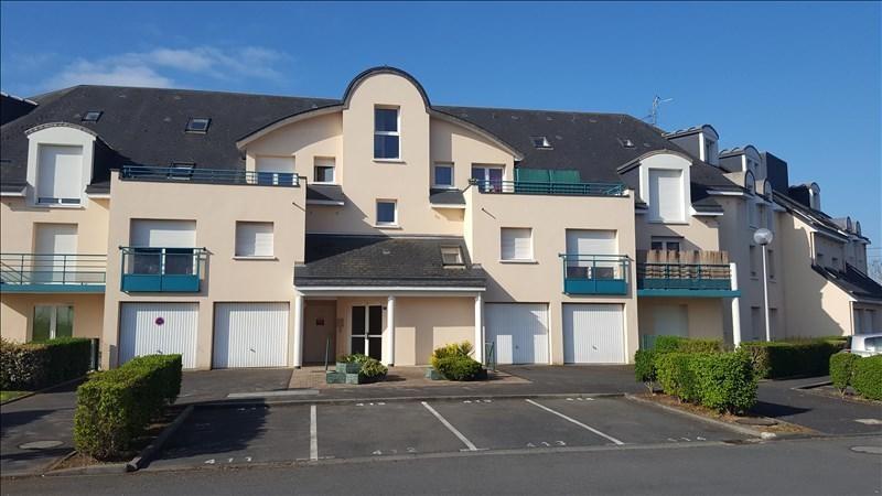 Rental apartment Fleury sur orne 419€ CC - Picture 1