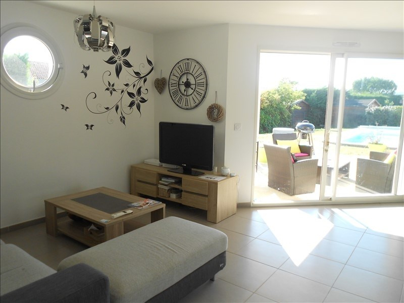 Sale house / villa St lys 296213€ - Picture 3