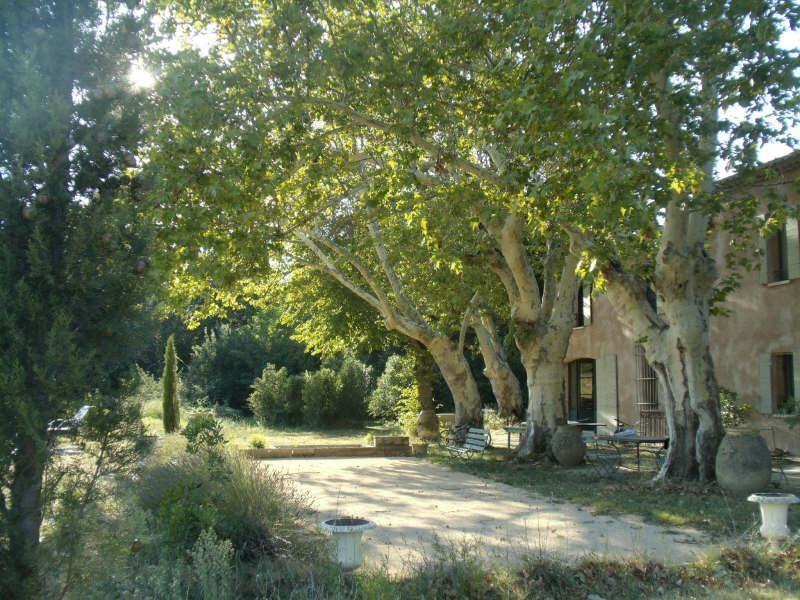 Venta de prestigio  casa Montfavet 835000€ - Fotografía 1
